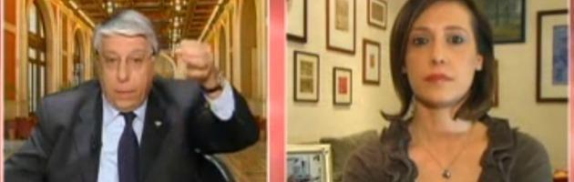 """Giovanardi choc: """"Ilaria Cucchi sfrutta politicamente la tragedia del fratello"""""""