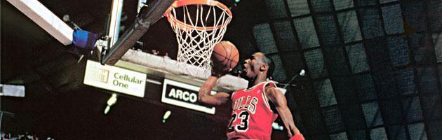 Michael Jordan festeggia i suoi 50 anni sul tetto del mondo
