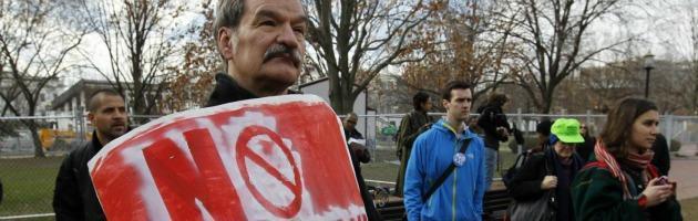 Usa, Bob Kennedy Jr. e figlio arrestati davanti alla Casa Bianca