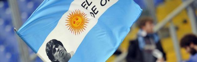 Bandiera Maradona