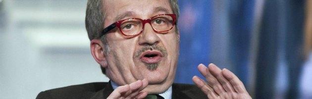 """Caso Mps, Maroni: """"Sembra che Napolitano cerchi di difendere il Pd"""""""