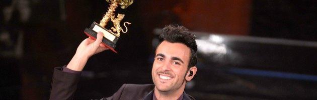 Sanremo, vince Marco Mengoni. Oltre 13 milioni di spettatori
