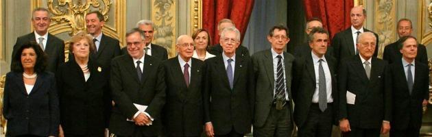 Ministro Governo Monti
