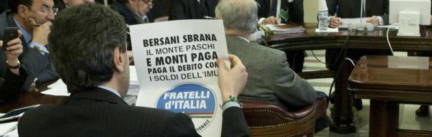 Mps, scandalo bipartisan. Il ruolo di Pisaneschi, uomo di Forza Italia in cda