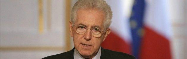 """Monti: """"Berlusconi restituisce l'Imu? E' un tentativo di corruzione"""""""