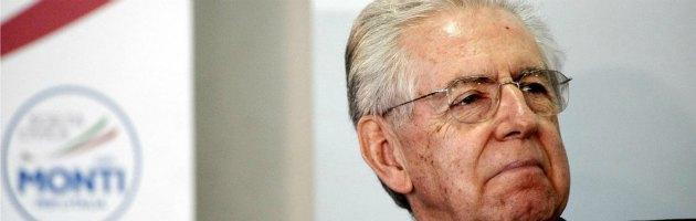 """Elezioni, Monti: """"Non snobbare le piazze di Grillo. Bersani? Può governare bene"""""""