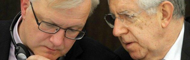 """Elezioni, il Giornale attacca Monti: """"Pronto dossier della Ue per sponsorizzarlo"""""""