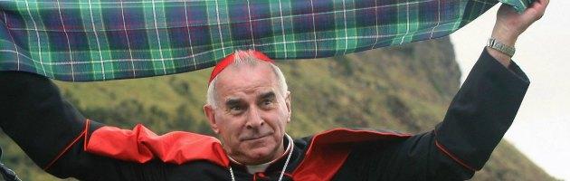 Vaticano, si dimette il cardinale O'Brien. Accusato di comportamenti inappropriati