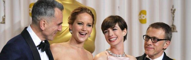 Oscar 2013 - Premiazione Daniel Day-Lewi