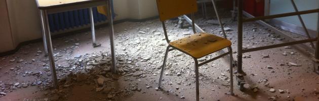 Parma, crolla il soffitto della clinica pediatrica. Lievemente ferita una paziente