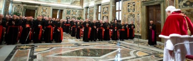 Dimissioni papa, l'ultimo giorno di Benedetto XVI dà il via alla Sede Vacante