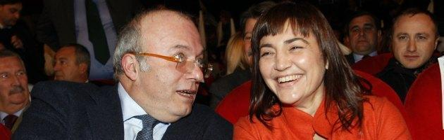 Fancesco Storace e Renata Polverini