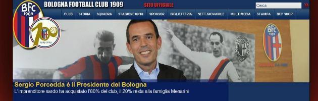 Bologna calcio, ex presidente arrestato per bancarotta fraudolenta