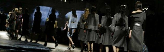 Sfilata Prada Milano Fashion Week