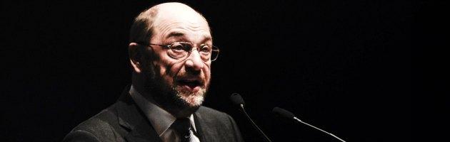 """Parlamento Ue, ok a norme supervisione banche. Schulz: """"Dimezzare evasione"""""""