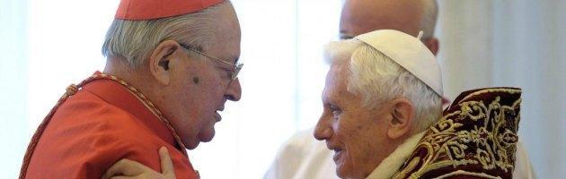 """Dimissioni Papa, a Sodano già """"nemico"""" di Bertone le chiavi del conclave"""