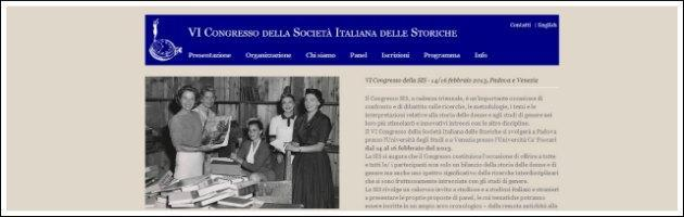 Perché (non) studiare la storia dalla parte delle donne? Studiose a congresso