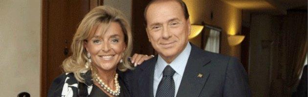 Ada Spadoni Urbani e Silvio Berlusconi
