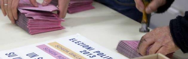 Elezioni 2013, aumento del 3% dei votanti nelle zone terremotate