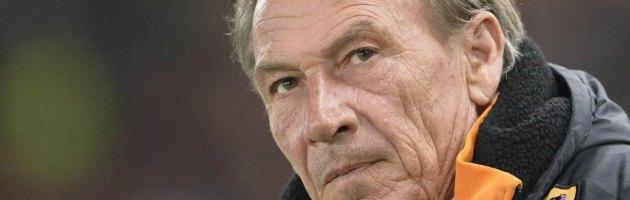 Zeman esonerato dalla Roma, in pole position ora c'è Laurent Blanc