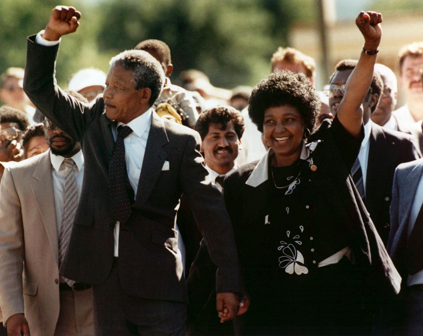1990 - Libero dopo 27 anni di carcere