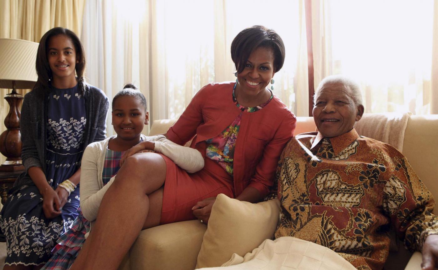 2011 - Con Michelle Obama