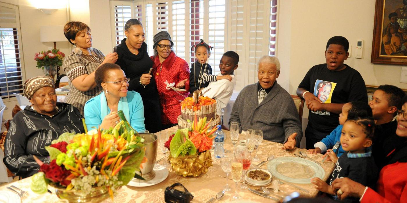 2012 - Compleanno con la famiglia