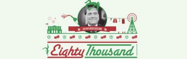 Brasile, Berlusconi testimonial dei lassativi. 'Non lasciate che rimanga oltre'