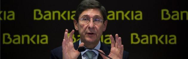"""L'Ue non crede alla Spagna: """"Bankia non ci restituirà i 22 miliardi di prestiti"""""""