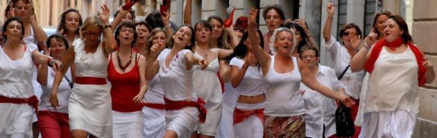 One billion rising, l'organizzazione italiana del prossimo V-day parte da Modena