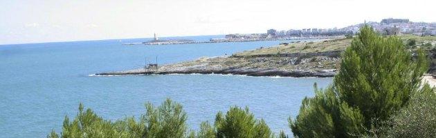 Abruzzo, una piattaforma petrolifera di fronte al futuro parco nazionale