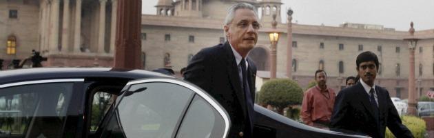 Ambasciatore in India Daniele Mancini