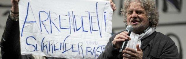 """M5S, i dissidenti si """"dichiarano"""" sul web. Grillo: """"Sbaglio, ma in buona fede"""""""