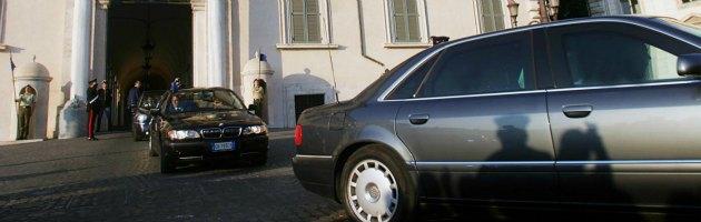 Costi della politica, alla Camera stop ad alloggi di servizio e stretta sulle auto blu