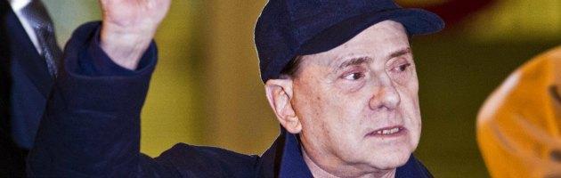"""Presidenti Camera e Senato, Berlusconi: """"Pd irresponsabile, nessuna trattativa"""""""