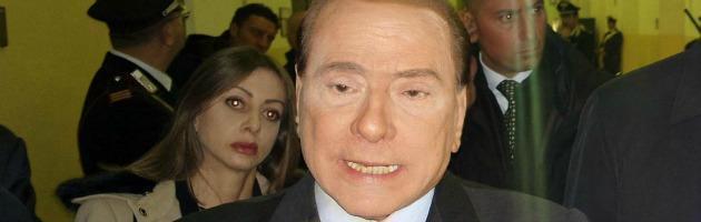 """Berlusconi: """"Giudici vogliono 'operazione Craxi 2' ma io voglio giustizia"""""""