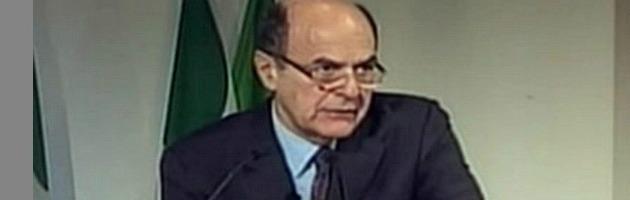 """Pd, ok la linea Bersani: """"Mai con il Pdl"""". D'Alema: """"Complesso dell'inciucio"""""""