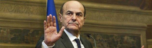 """Bersani incontra il M5S. """"Vi chiedo di non impedire la partenza del governo"""""""