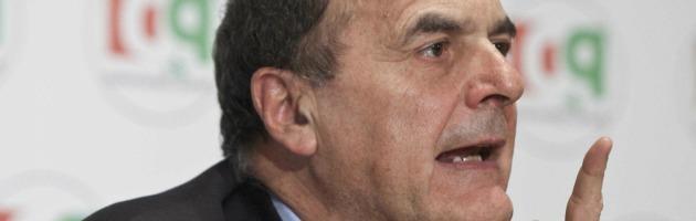 """Bersani: """"Il M5S fa venire in mente dinamiche proprie del leninismo"""""""