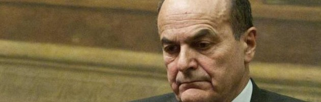 "Governo, Bersani non cambia idea: ""No al governissimo, serve cambiamento"""
