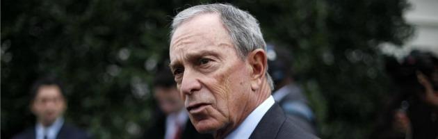Il sindaco di New York finanzia una campagna da 12 milioni contro le armi