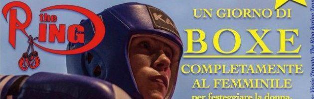 """La boxe? Uno sport anche femminile (per legge). """"Combattere è come cantare"""""""