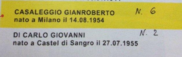 """""""Casaleggio nel 2004 candidato in lista civica di un politico di Forza Italia"""""""