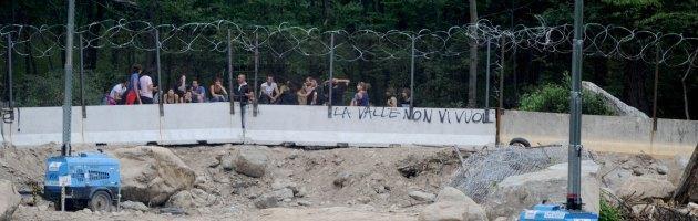 "Val Susa, parlamentari 5 Stelle ai cantieri Tav: ""Commissione d'inchiesta"""