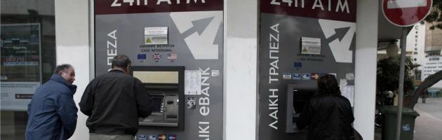 Cipro, via libera al salvataggio: salvi i depositi sotto 100mila euro