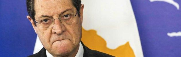 "Cipro, paura fuga di capitali: martedì banche chiuse ""per ferie"""