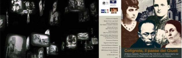 Shoah, la Cotignola dei 'Giusti': in un documentario il paese che salvò gli ebrei