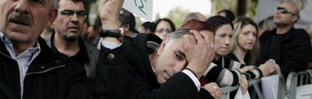 Cipro, in via di approvazione il piano B. Oggi discussione su prelievo forzoso