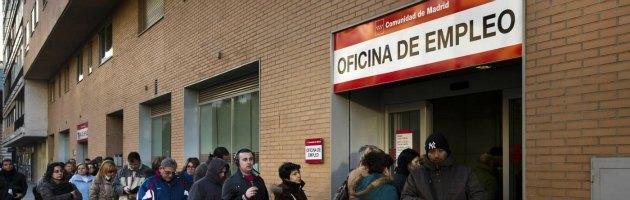 Spagna, industria al collasso: persi oltre 600mila posti di lavoro