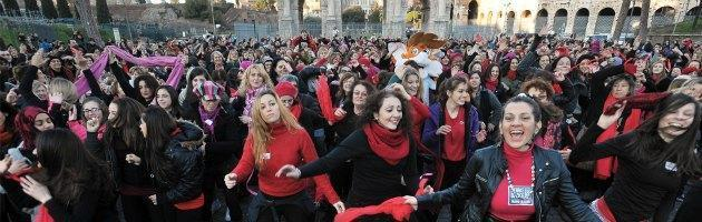 Flash Mob One Billion Rising